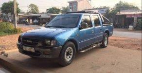Cần bán gấp Isuzu Dmax MT đời 2000, màu xanh lam, nhập khẩu nguyên chiếc giá 115 triệu tại Tây Ninh