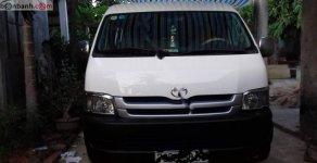 Bán xe Toyota Hiace, Sx và đăng ký cuối 2008, màu trắng, máy dầu, đi được 50000km giá 280 triệu tại Quảng Ngãi