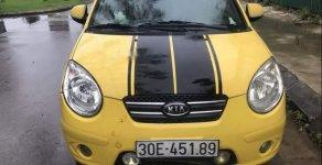 Bán xe Kia Morning đời 2009, màu vàng số sàn, giá tốt giá 135 triệu tại Hà Nội