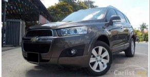 Cần bán Chevrolet Captiva LTZ năm 2013, màu nâu chính chủ giá cạnh tranh giá 455 triệu tại Hà Nội
