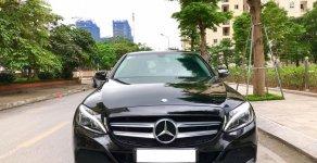 Bán Mercedes C200 màu đen sản xuất 2015 đăng ký biển Hà Nội giá 1 tỷ 80 tr tại Hà Nội
