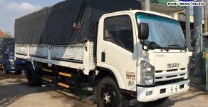Bán xe tải Isuzu 8T2 thùng dài 7m thắng hơi. giá 690 triệu tại Bình Dương