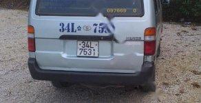 Bán Toyota Hiace năm sản xuất 2002, màu xanh lam, nhập khẩu giá 76 triệu tại Hưng Yên