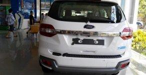 Bán Ford Everest Titanium 2.0L 4x2 AT đời 2019, màu trắng, nhập khẩu giá 1 tỷ 167 tr tại Tp.HCM