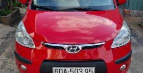 Bán Hyundai Grand i10 sản xuất 2010, màu đỏ, nhập khẩu nguyên chiếc chính chủ giá 225 triệu tại BR-Vũng Tàu