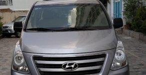 Bán Hyundai Grand Starex năm sản xuất 2017, màu bạc, nhập khẩu giá 820 triệu tại Tp.HCM