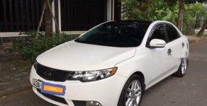 Cần bán gấp Kia Forte đời 2011, màu trắng giá 375 triệu tại Đà Nẵng