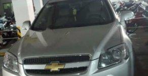 Bán Chevrolet Captiva sản xuất 2010, màu bạc, chính chủ  giá 410 triệu tại Tp.HCM