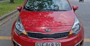 Bán ô tô Kia Rio 1.4AT năm 2016, màu đỏ, nhập khẩu nguyên chiếc ít sử dụng giá 498 triệu tại Tp.HCM