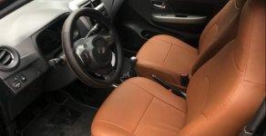 Bán Toyota Wigo đời 2019, màu đen, xe nhập, số sàn giá 350 triệu tại Hà Nội