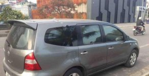 Bán xe cũ Nissan Grand livina 1.8 MT đời 2010, màu xám số sàn giá 260 triệu tại Hà Nội