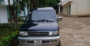 Bán Toyota Zace GL sản xuất 2003, màu xanh lam xe gia đình giá 245 triệu tại Đắk Lắk