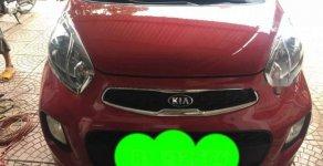 Bán Kia Morning năm sản xuất 2015, màu đỏ, giá tốt giá 250 triệu tại Đắk Lắk