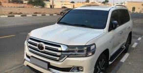 Toyota Land Cruiser VX S đời 2016 màu trắng fom mới, nhập khẩu giá 4 tỷ 950 tr tại Tp.HCM