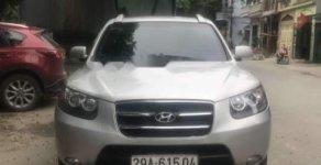 Chính chủ bán Hyundai Santa Fe 2008, màu bạc số tự động giá 450 triệu tại Hà Nội