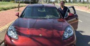 Bán Porsche Panamera 2010, màu đỏ, nhập khẩu   giá 1 tỷ 900 tr tại Tp.HCM