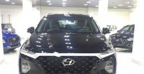 Bán xe Hyundai Santa Fe 2.4L năm 2019, màu đen giá 995 triệu tại Hà Nội