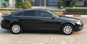 Bán Audi A6 đời 2008, màu đen, nhập khẩu BSTP giá 499 triệu tại Tp.HCM