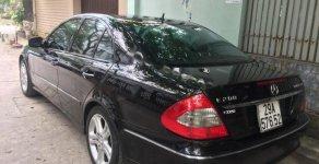 Bán xe Mercedes E200 năm sản xuất 2008, màu đen, xe nhập  giá 415 triệu tại Hà Nội