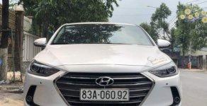 Bán Hyundai Elantra đời 2017, màu trắng chính chủ giá cạnh tranh giá 630 triệu tại Bình Dương