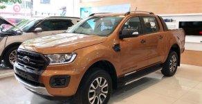 Sốc! Ford Ranger Wildtrak Biturbo đời 2019, màu cam, nhập khẩu, giảm giá sốc tặng kèm phụ kiện LH 0978212288 giá 888 triệu tại Hà Nội
