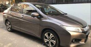 Bán xe Honda City sản xuất năm 2016, màu nâu số tự động giá 490 triệu tại Tp.HCM