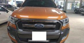 Bán Ford Ranger Wildtrack 3.2AT 2 cầu, đời 2016, nhập Thái Lan giá 766 triệu tại Tp.HCM