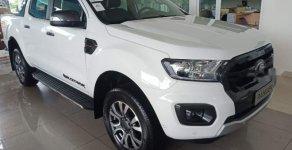 Bán ô tô Ford Ranger sản xuất 2019, màu trắng, nhập khẩu Thái giá 853 triệu tại Tp.HCM