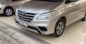 Cần bán Innova màu nâu vàng, xe tên công ty mới mua tại Toyota Cầu Diễn giá 580 triệu tại Hà Nội
