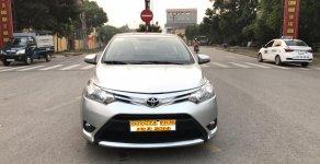 Cần bán Toyota Vios 1.5 E sản xuất năm 2014, màu bạc, chính chủ hàng tuyển giá 410 triệu tại Hà Nội