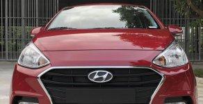 Bán Hyundai Grand i10 1.2 AT sản xuất 2019, màu đỏ, 412tr giá 412 triệu tại Thái Bình
