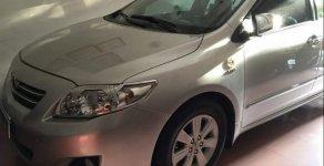 Bán xe Toyota Corolla Altis đời 2009, màu bạc xe gia đình giá 440 triệu tại Bình Dương