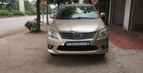 Bán Toyota Innova 2.0 E MT năm sản xuất 2013, biển Hà Nội giá 499 triệu tại Hà Nội