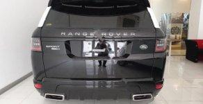 Bán ô tô LandRover Range Rover Sport HSE 2019, màu đen, mới 100% giá 4 tỷ 939 tr tại Tp.HCM