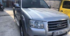 Bán ô tô Ford Everest sản xuất năm 2009, màu bạc giá 385 triệu tại Tp.HCM