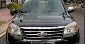 Bán ô tô Ford Everest 2.5L 4x2 MT 2011, màu đen chính chủ giá 509 triệu tại Tp.HCM