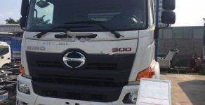 Bán xe tải Hino 500 Serie Euro4 (2019), màu trắng, máy dầu, số tay giá 1 tỷ 295 tr tại Tp.HCM