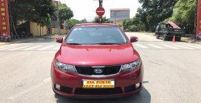 Cần bán xe Kia Forte SLI 1.6 AT sản xuất 2009, màu đỏ, nhập khẩu, mới nhất Việt Nam giá 400 triệu tại Hà Nội