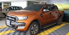 Cần bán xe Ford Ranger 3.2AT đời 2016, màu cam, nhập khẩu nguyên chiếc, giá tốt giá 766 triệu tại Tp.HCM