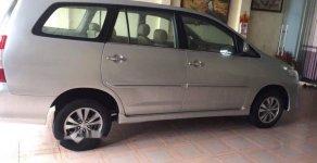 Bán Toyota Innova năm sản xuất 2015, màu bạc số tự động giá 600 triệu tại Hà Nam