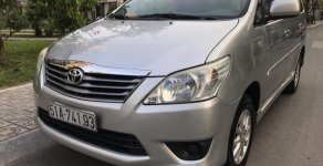Bán Toyota Innova MT năm 2013, màu bạc giá 508 triệu tại Hà Nội