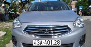Bán ô tô Mitsubishi Attrage sản xuất 2018, màu bạc đã đi 8000km giá 385 triệu tại Đà Nẵng