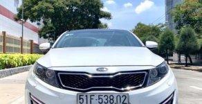 Cần bán xe Kia K5 năm sản xuất 2012, màu trắng, xe nhập, 579 triệu giá 579 triệu tại Tp.HCM