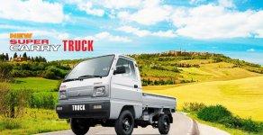 Bán ô tô Suzuki Supper Carry Truck, màu trắng giá 249 triệu tại Tp.HCM