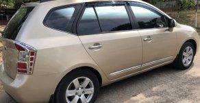 Cần bán Kia Carens 7 chỗ, xe gia đình sử dụng, nhập khẩu, năm sản xuất 2007, màu vàng  giá 285 triệu tại Đồng Nai