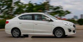 Bán ô tô Mitsubishi Attrage đời 2019, màu trắng, nhập khẩu giá 376 triệu tại Đà Nẵng
