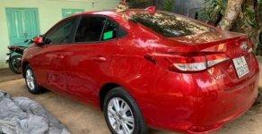 Bán Toyota Vios 1.5E MT năm sản xuất 2018, màu đỏ còn mới giá 550 triệu tại Đắk Lắk