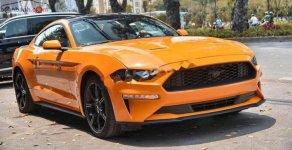 Bán xe Ford Mustang 2.3 EcoBoost Fastback năm 2019, màu vàng, xe nhập giá 2 tỷ 915 tr tại Hà Nội