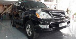 Bán xe Lexus GX 460 năm sản xuất 2009, màu đen, nhập khẩu giá 1 tỷ 499 tr tại Hà Nội