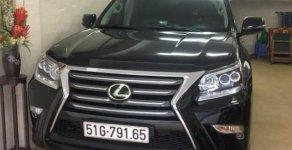 Cần bán lại xe Lexus GX 460 sản xuất năm 2013, màu đen, xe nhập giá 3 tỷ 550 tr tại Tp.HCM